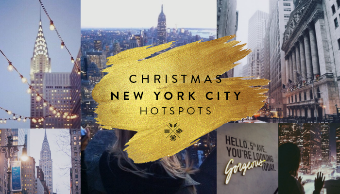 How To: Christmas in New York City