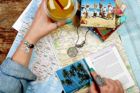 How to Travel with Jewellery and Accessories