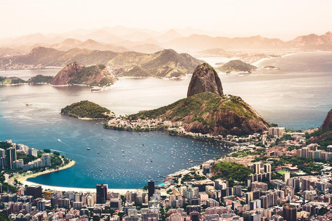 Destination - Rio de Janeiro, Brazil