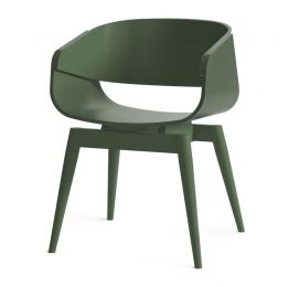 4th Armchair Color in Green