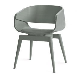 4th Armchair Color Soft in Grey