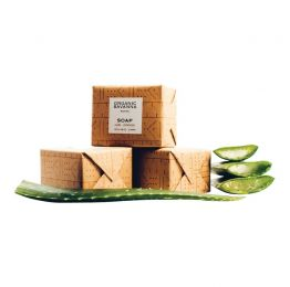Aloe and Avocado Soap (Set Of 3) 300g