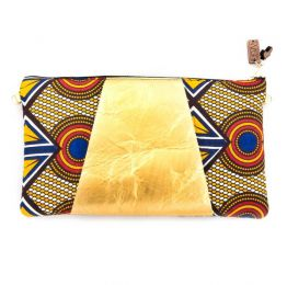 Asantewaa Vegan Clutch With Sling