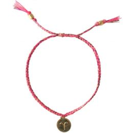 Jewel Rocks Zodiac Aries Bracelet