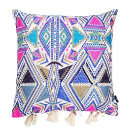 Bedouin Azizi Pink Cushion