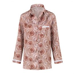 Bali Brown Shells Pyjama Top