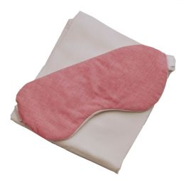 Bamboo Silk Pillowcase & Eye Mask Gift Set – Katie