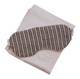 Bamboo Silk Pillowcase & Eye Mask Gift Set – Stephanie