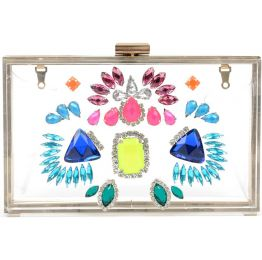 Bombay Clutch by SkinnyDip London