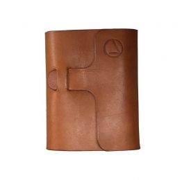 Brown Leather Wallet | Ashiq Studio