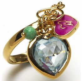 Candy Drop Ring by Manish Arora for Amrapali Collaboration