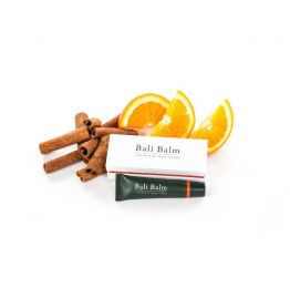 Cinnamon & Burnt Orange Lip Balm (15ml)