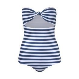 Danubio One-Piece Blue Stripes