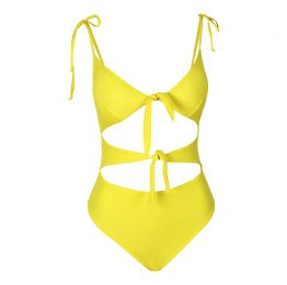 Eko One-Piece in Lemon Zest