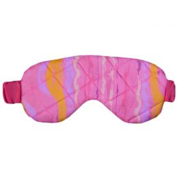 Eleuthera Waves Silk Eye Mask