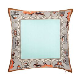 Equine Florentine Cushion