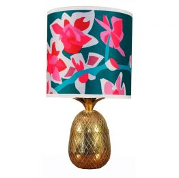 Flowers Lampshade | Chloe Croft