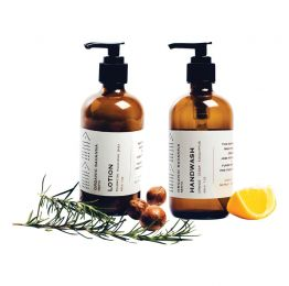 Handwash and Hand Lotion Bundle Set 200ml