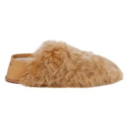 Honey Express Fur Slippers
