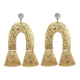 INDUS Drop Earrings | Sollis Jewellery
