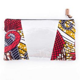 Lilian N Vegan Clutch With Sling