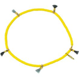 Lilu Yellow Bracelet