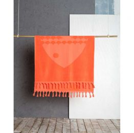 Orange Marinero Towel Turkish Towel