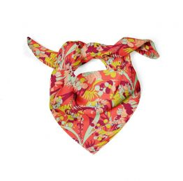 Mexican inspired Silk scarf 3