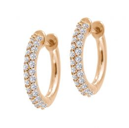Millenium Hoop Earrings | Jezebel London