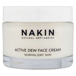 Nakin Natural Anti-Ageing Active Dew Face Cream Normal/ Dry skin