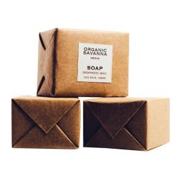 Natural Soap Cedar and Shea (Set of 3) 300g