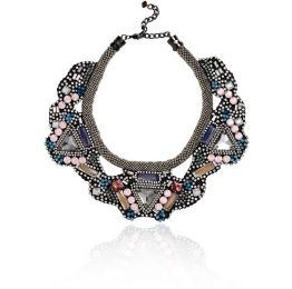 Sana Statement Necklace by NOCTURNE