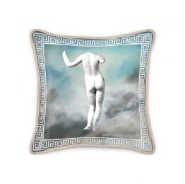 Nude Statue Cushion
