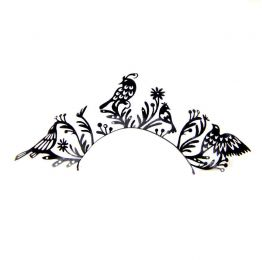 PAPERSELF Birds Paper Lashes