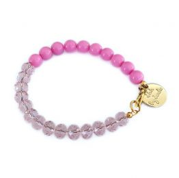 Pink Pop Bracelet | Shh by Sadie