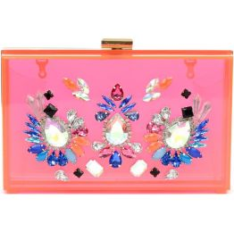 Birdie Clutch Bag by SkinnyDip London