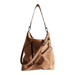 Pompus Beige Tote Bag