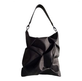 Pompus Black Tote Bag