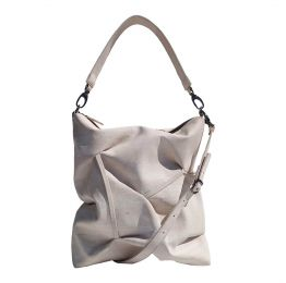 Pompus White Tote Bag