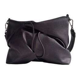 Quirky Black Shoulder Bag
