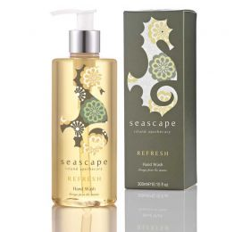 Seascape Island Apothecary Refresh Hand Wash (300ml)