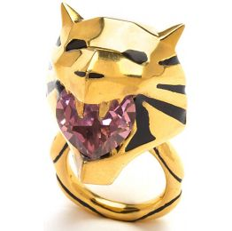 Royal Bengal Ring by Manish Arora for Amrapali Collaboration
