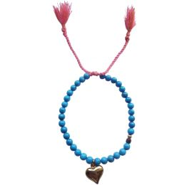 Jewel Rocks Rumi Blue Bracelet