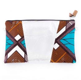 Ruth F Vegan Clutch With Sling