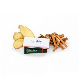 Sandalwood & Ginger Lip Balm (15ml)