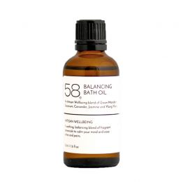 58 Soothing Bath And Body Oil (50ml)