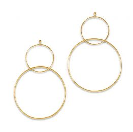 Sophie Earrings 18K Gold Plated