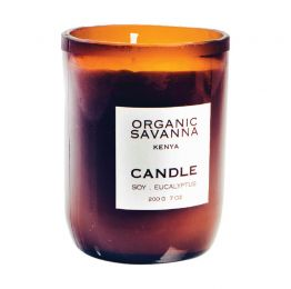 Soy and Eucalyptus Candle 200g