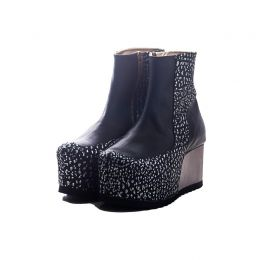 Space 1999 Sandra Ankle Boots
