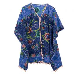 Summer Dreams Blue Kaftan